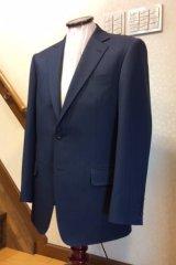 大同毛織 シルク&ウールのオーダースーツの画像