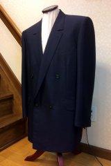 英国製 キッドモヘヤのオーダースーツの画像
